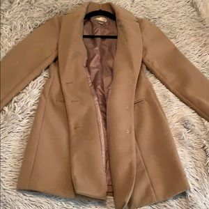 Forever 21 Jackets & Coats - 🍁🍂 Camel Button down coat🍁🍂